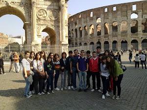 Viaxe a Roma 2012