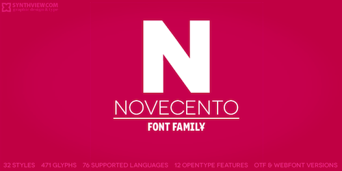 New High-Quality Free Fonts