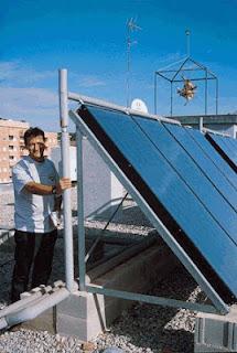 energia termica solar