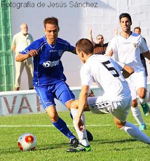 CD Alcala frente Coria CF