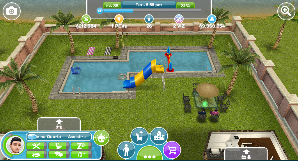 sims play free