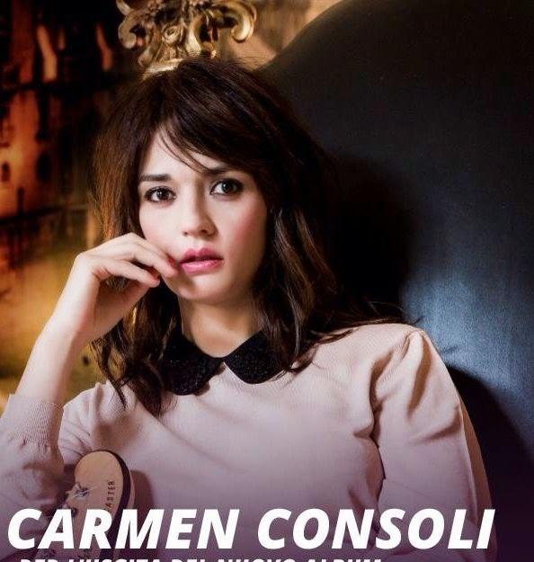 Carmen Consoli songs, Italian singer