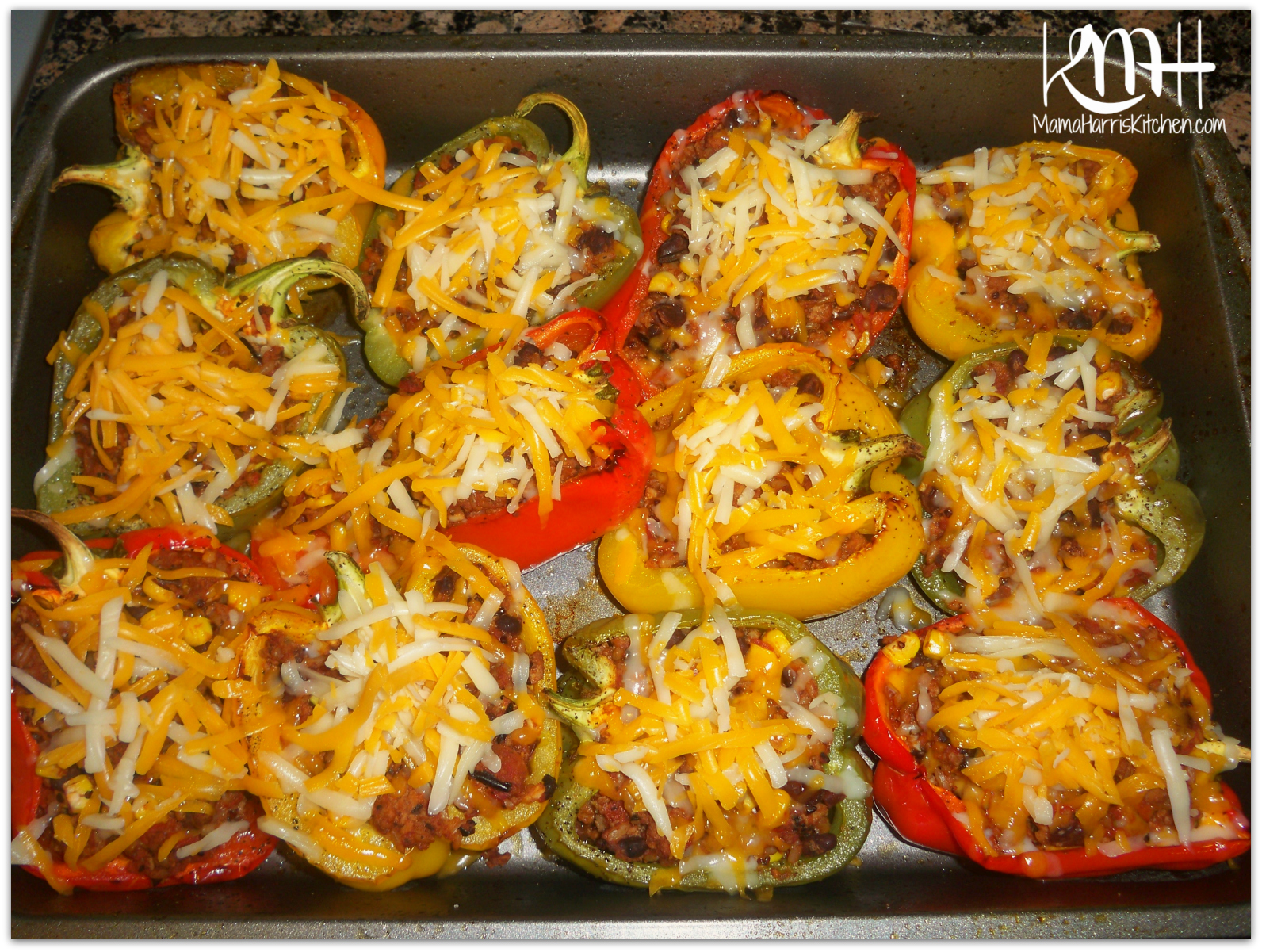 Sprinkle with cheese and place back in oven until cheese has melted ...