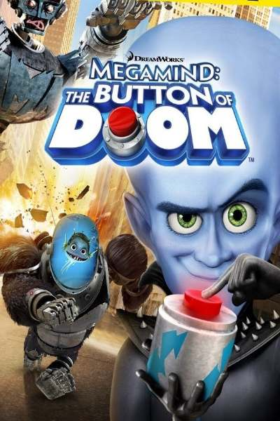 FILM Megamind – The button of doom
