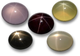 Browse our star gemstones
