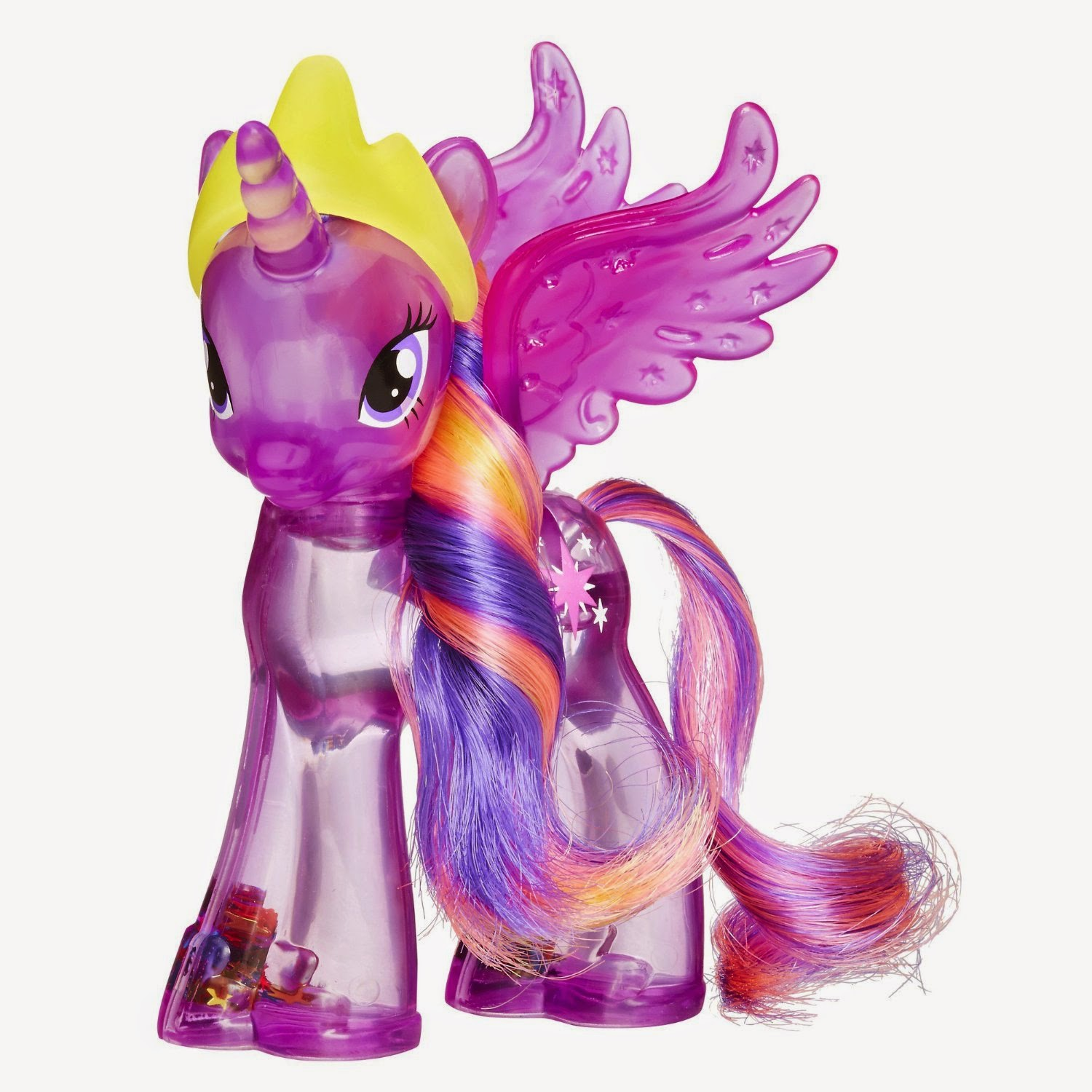 Rainbow shimmer princess cadance and twilight listed on - Princesse poney ...