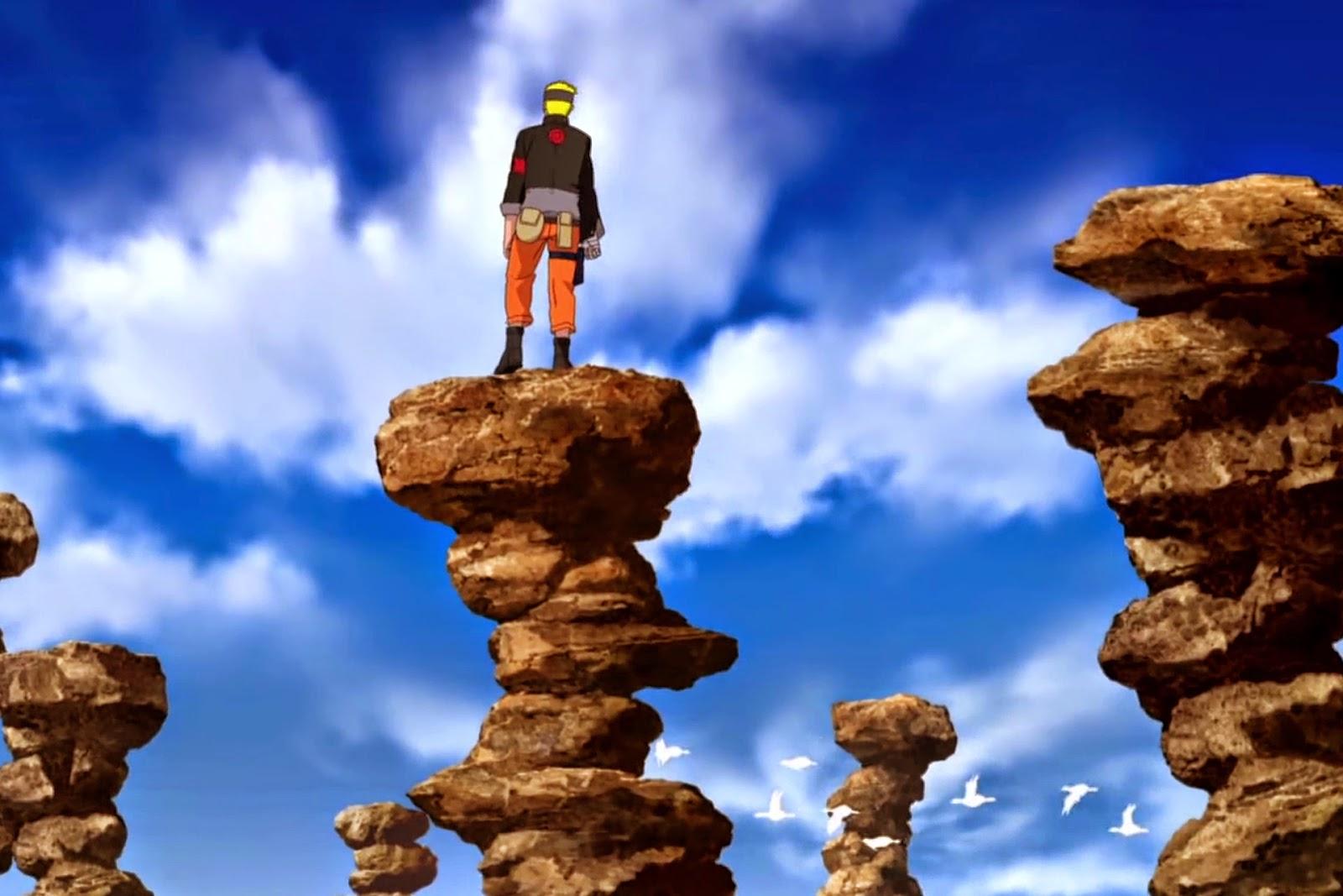 Mengulas Semua Tentang Naruto The Last Movie - UShare Blog