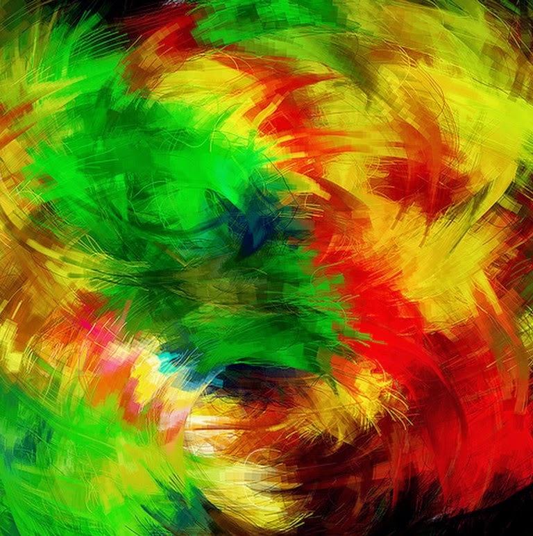 Im genes arte pinturas pinturas de abstractos al leo for Fotos de cuadros abstractos al oleo