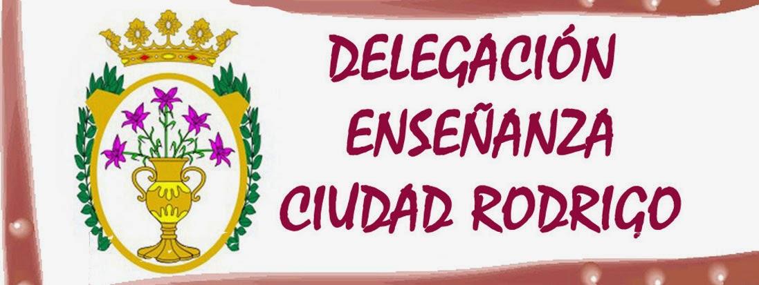 Delegación Enseñanza Ciudad Rodrigo