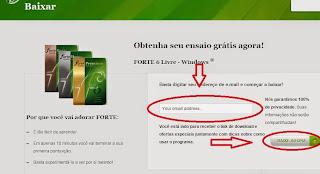 Programa de Editor de partitura Forte 6 premium