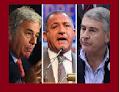 Candidatos a Gobernadores