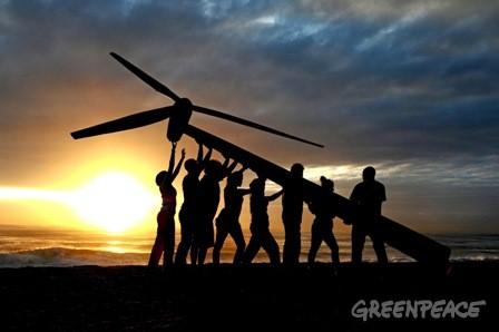 Dicari Youth Coordinator untuk Greenpeace Indonesia