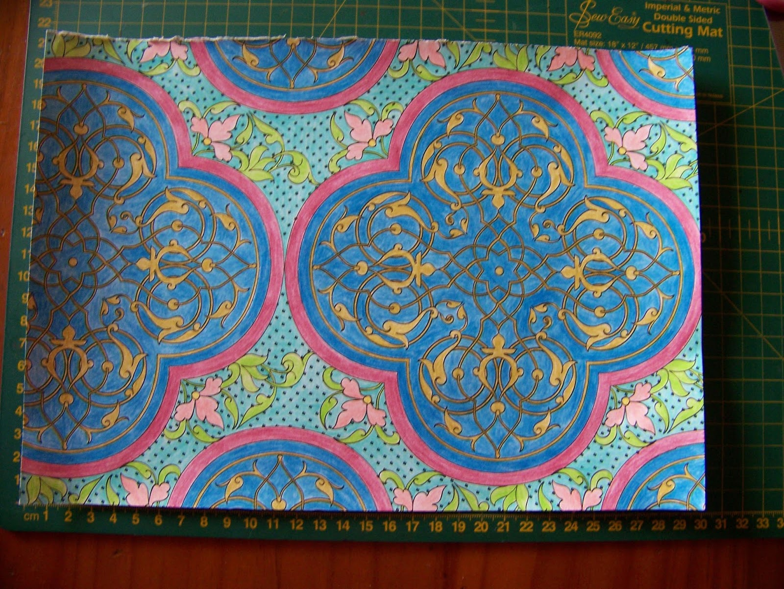 a pretty talent blog turning your coloring pages into