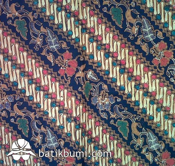 batik cap sogan