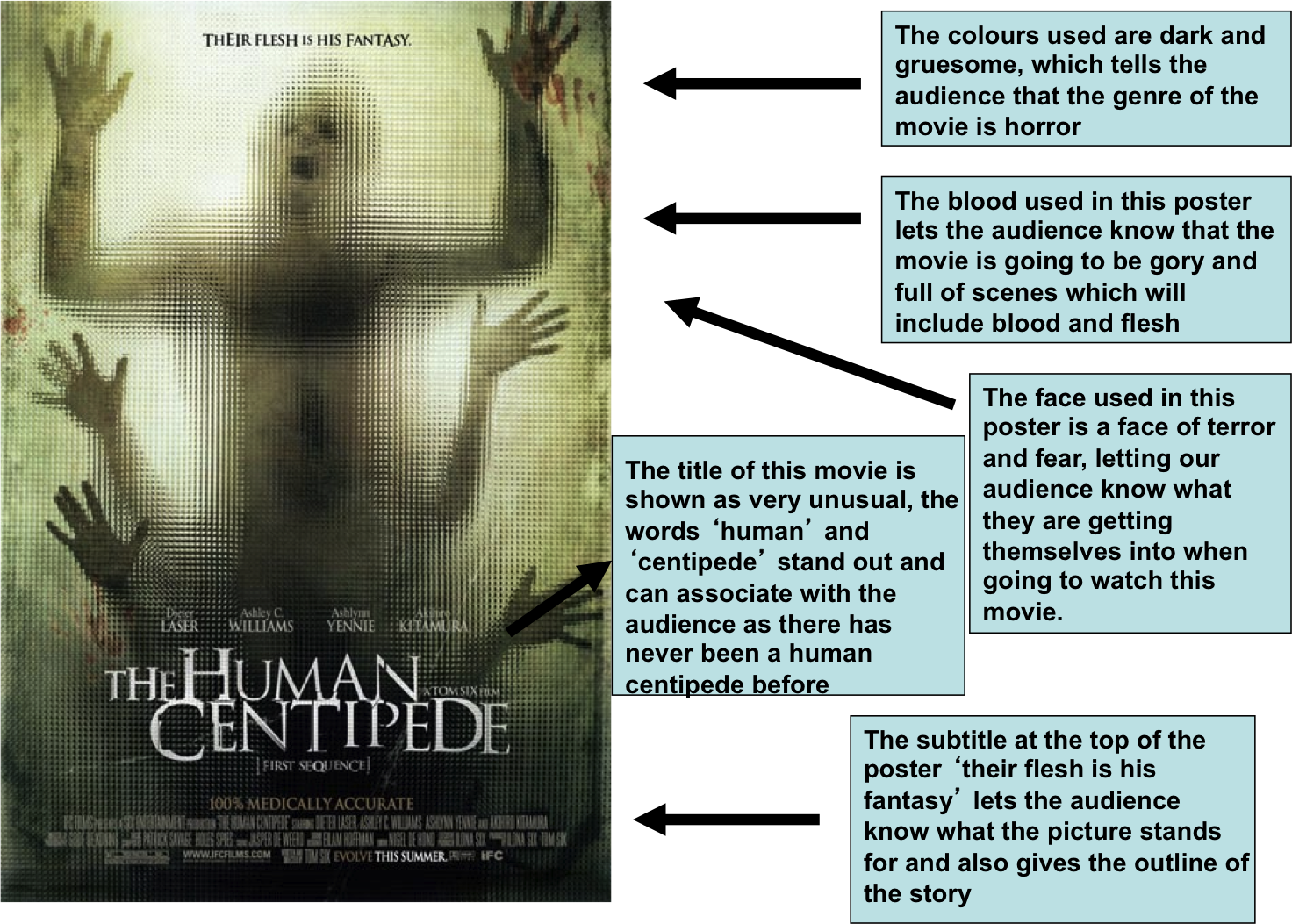 media film poster analysis