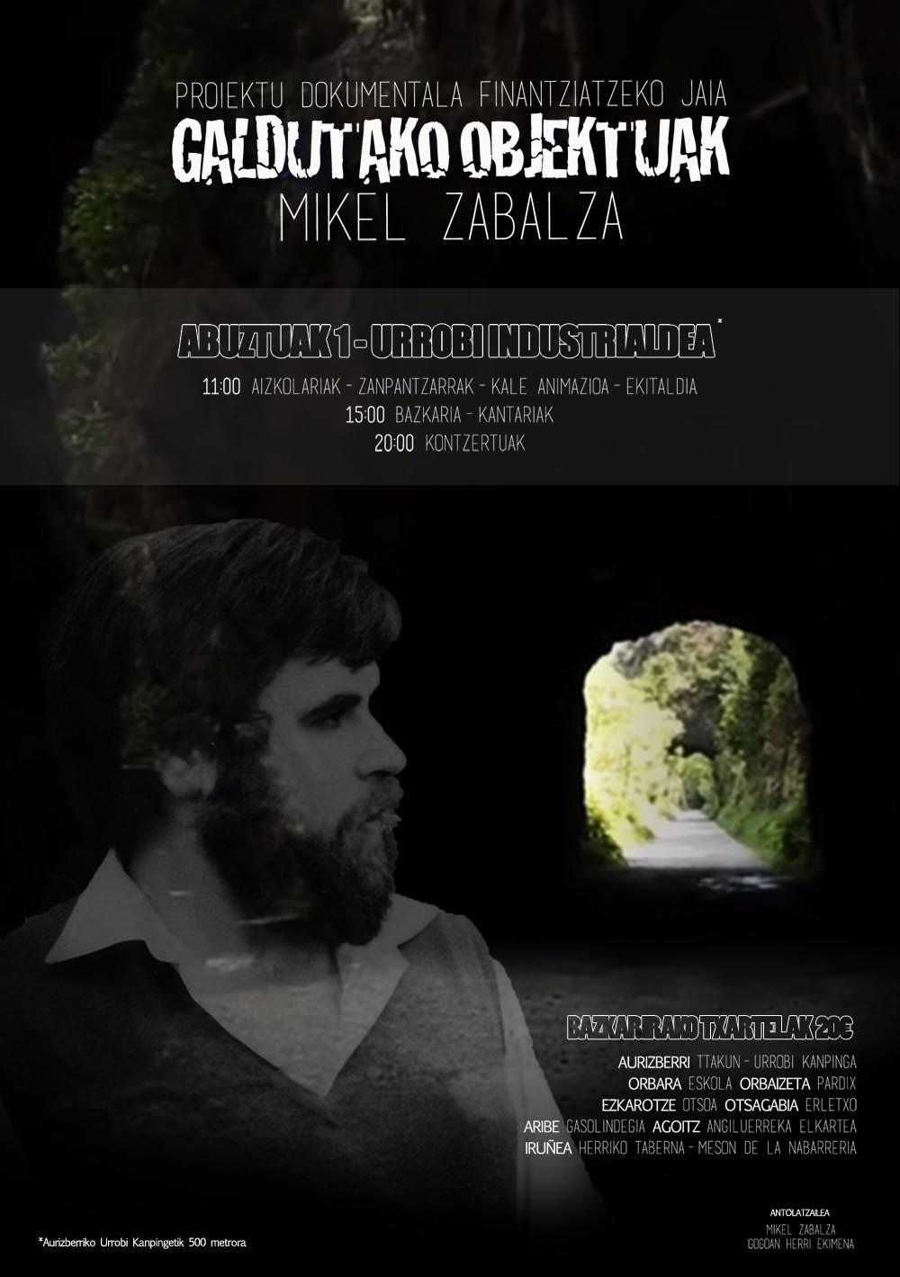 MIKEL ZABALZA GOGOAN