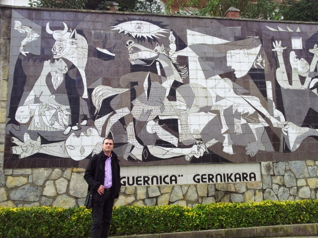 Gernika private tour guide