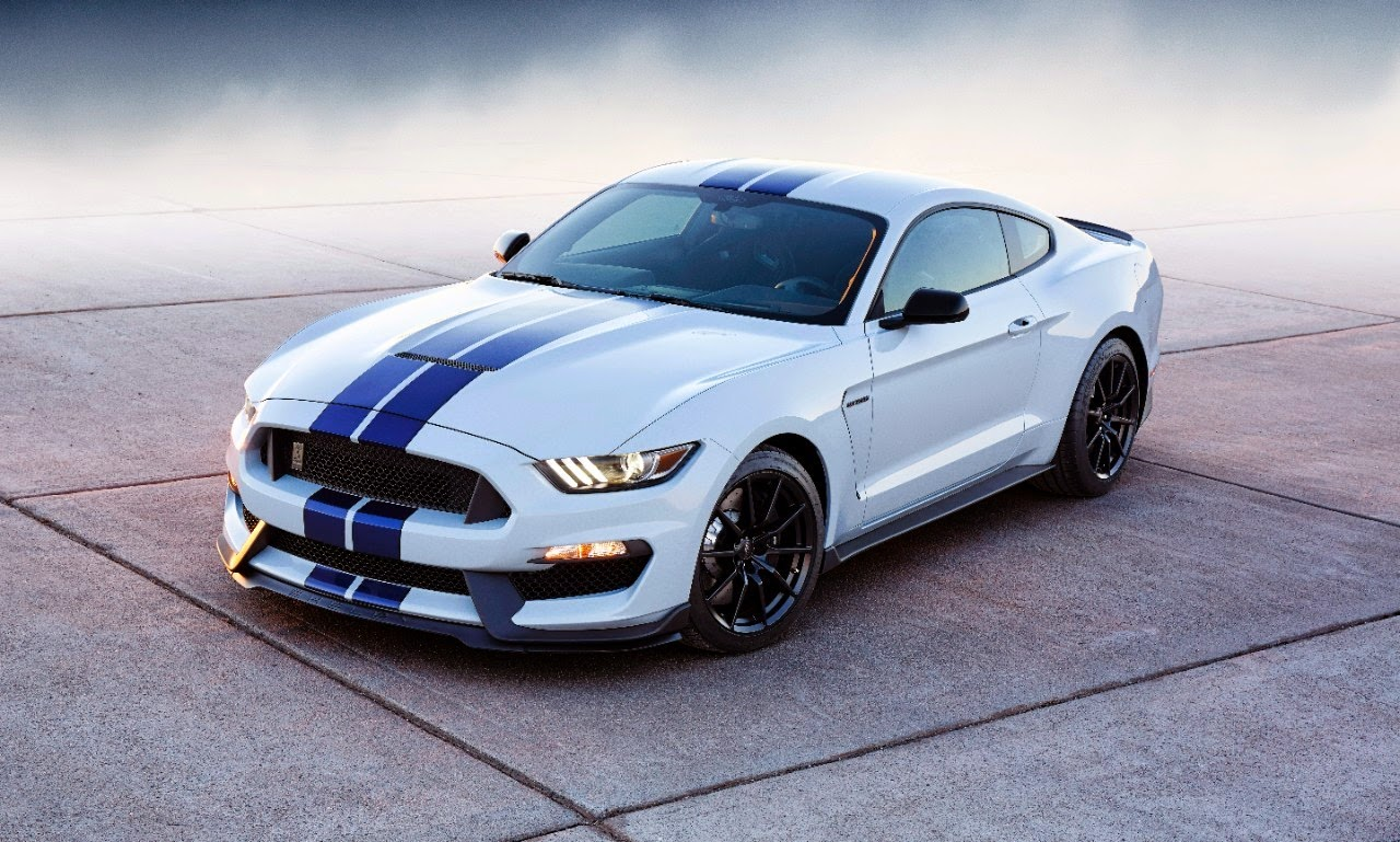 First Shelby GT350 Mustang to be Auctioned at Barrett-Jackson