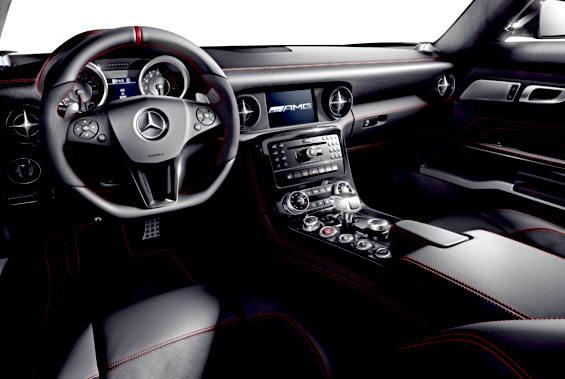 Car Review Mercedes-Benz SLS AMG GT 2014