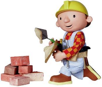 Bob el constructor en pleno trabajo