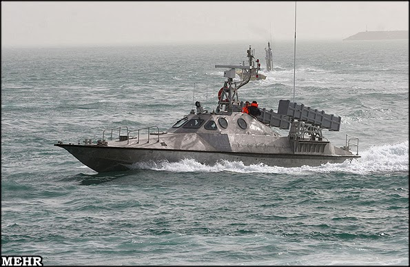 Fuerzas Armadas de Iran CAT-14+Iran