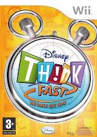 Disney TH!NK Fast – Wii