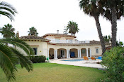 Traumhafte Villa direkt am Golfplatz