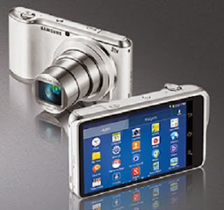 Samsung Glaxy Camera 2 akan diperkenalkan di acara CES