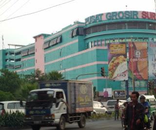 Grosir Baju Murah Surabaya di PGS