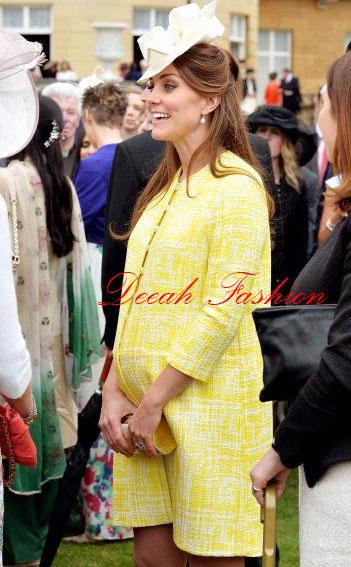 Busana Terbaru Kate Middleton Selama Hamil