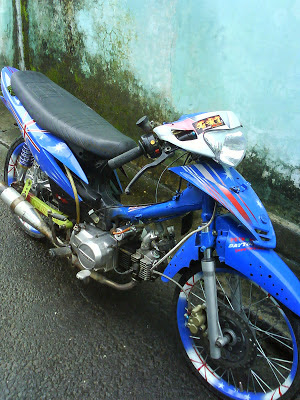 Astrea Prima Modifikasi