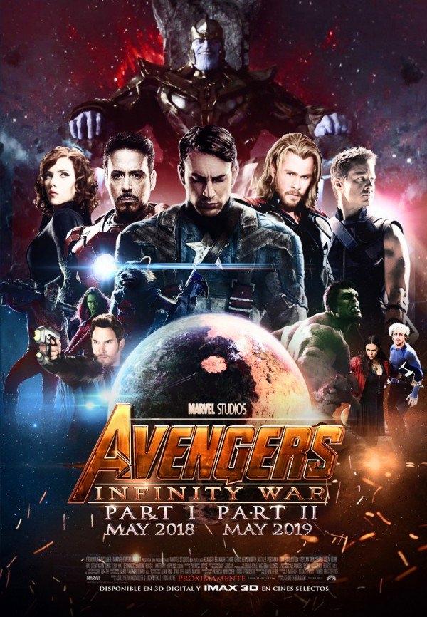 Biệt Đội Siêu Anh Hùng 3: Cuộc Chiến Bất Tận (Phần 1) - Avengers: Infinity War - Part I (2018)