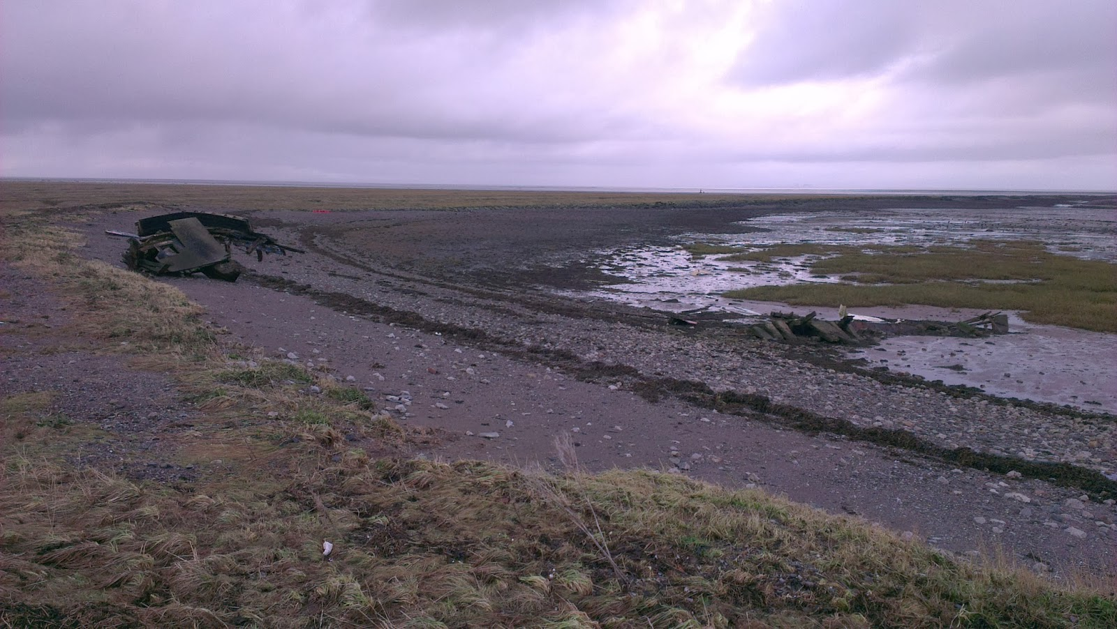 The southernmost point of the Furness Peninsula in Cumbria