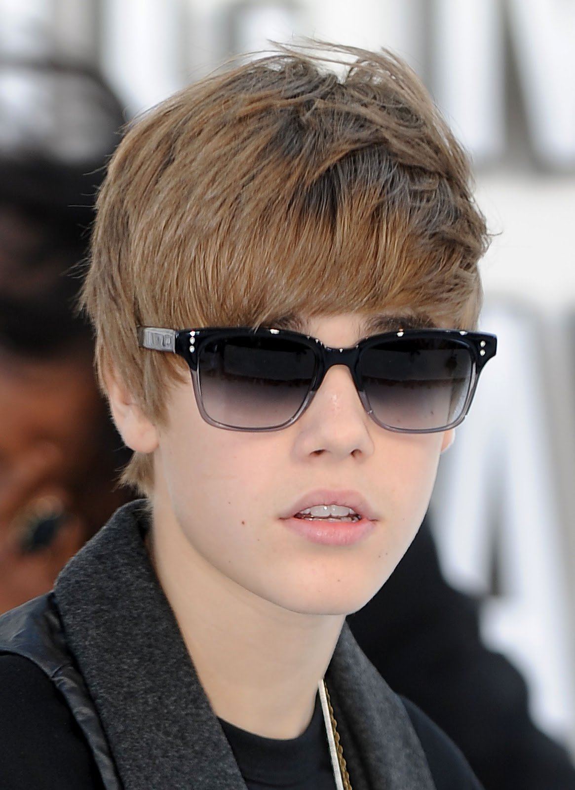 Celebrity Hairstyle Justin Bieber Hairstyle