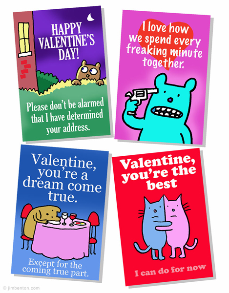 Toll Valentineu0027s Day Cards