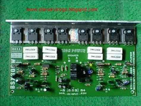 Power OCL 600W