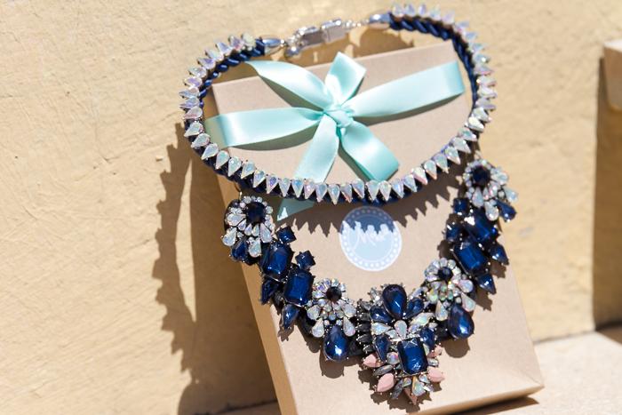 Selección de collares favoritos para la nueva temporada de la blogger de moda withorwithoutshoes