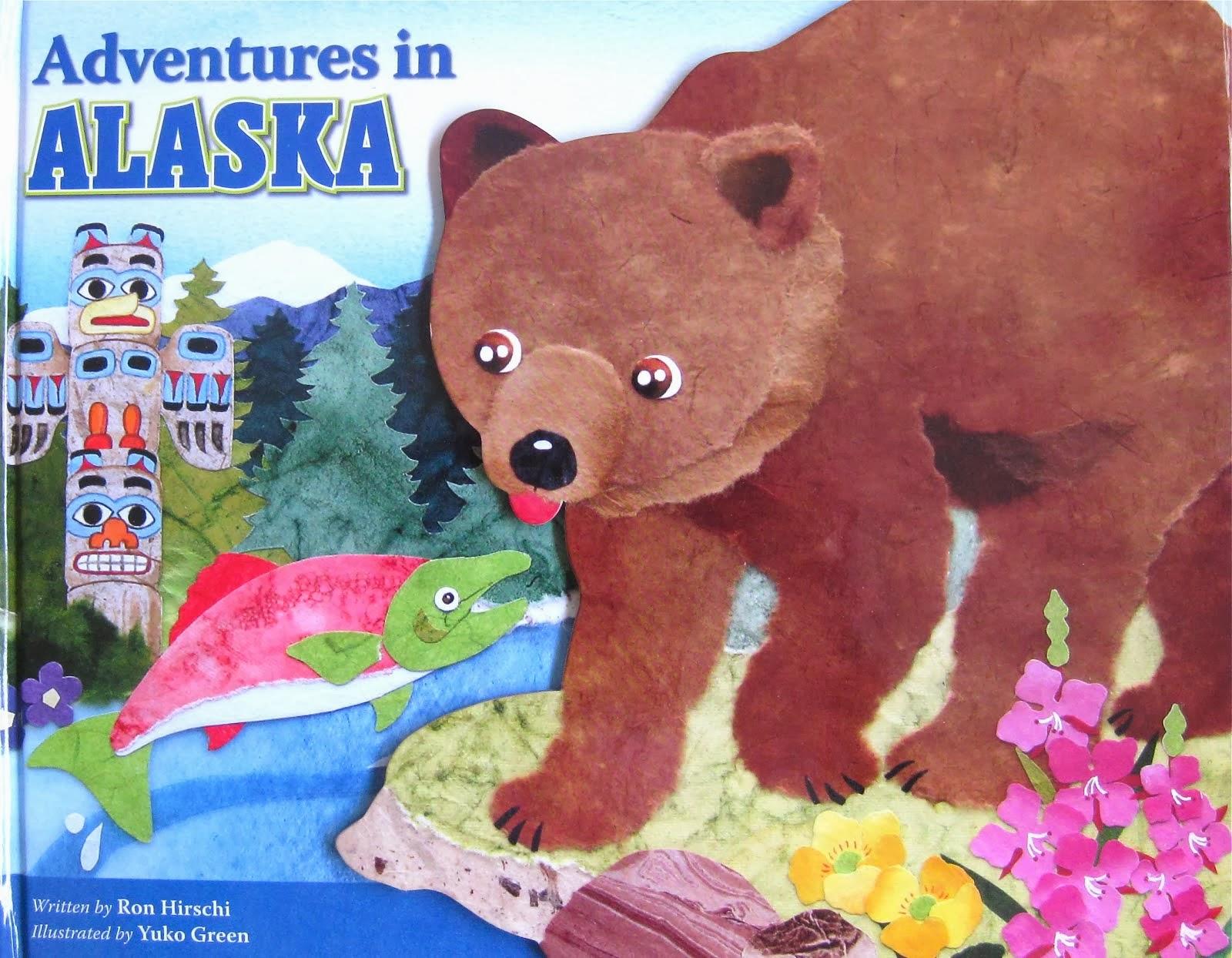 from Alaska...