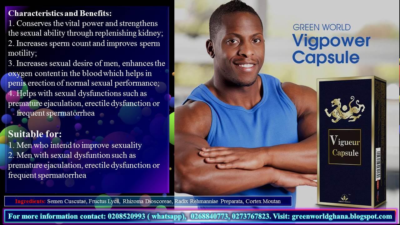 Vig Power (men only)
