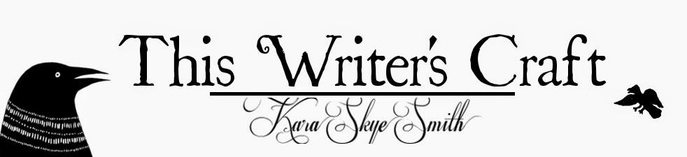 This Writer's Craft