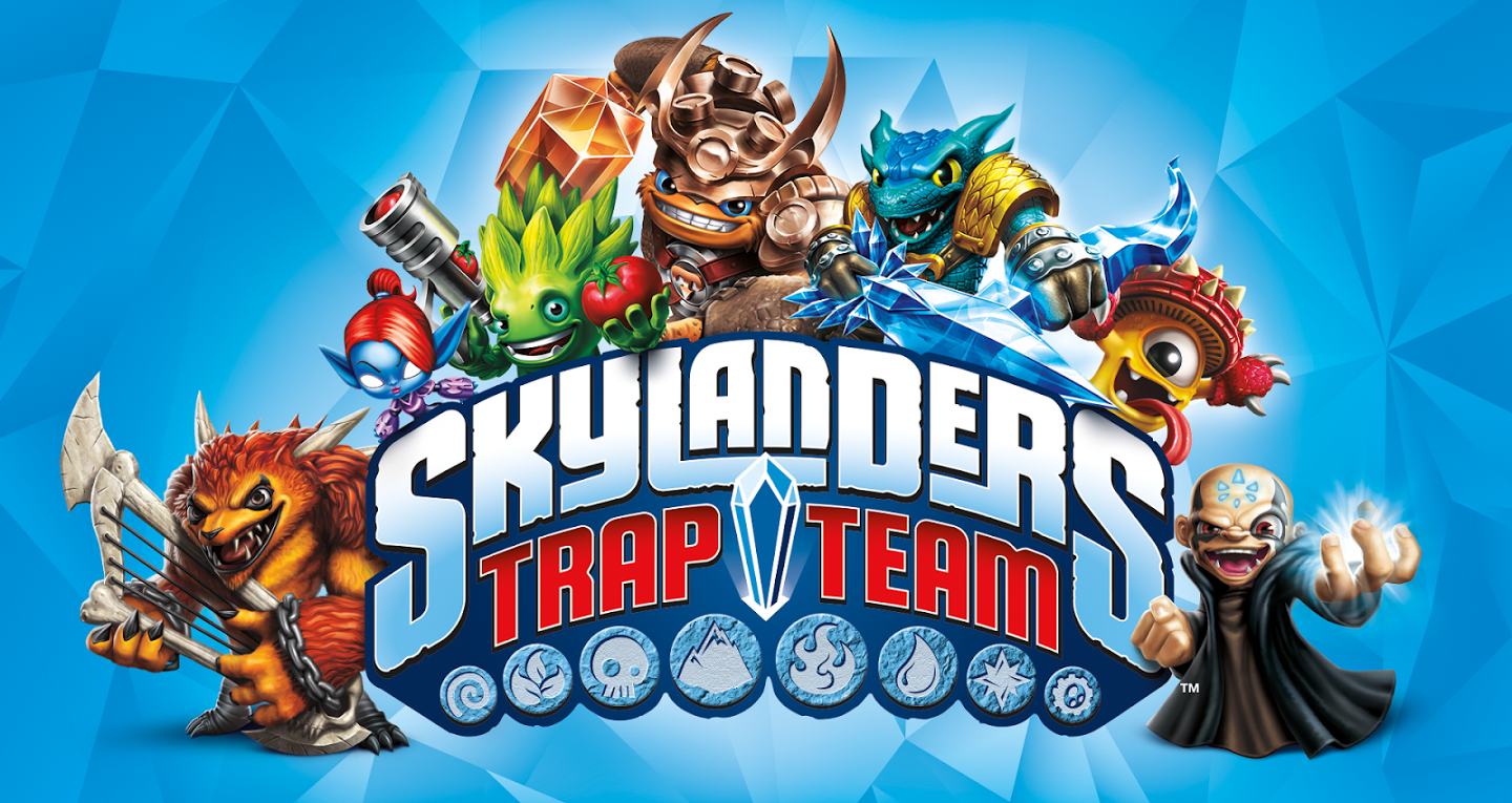 Skylanders Trap Team (Wii U) Review