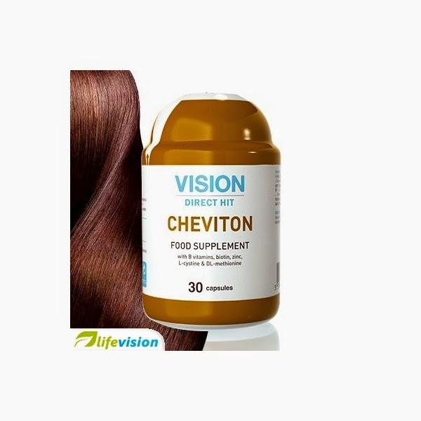 Cheviton Vision sắc đẹp mái tóc