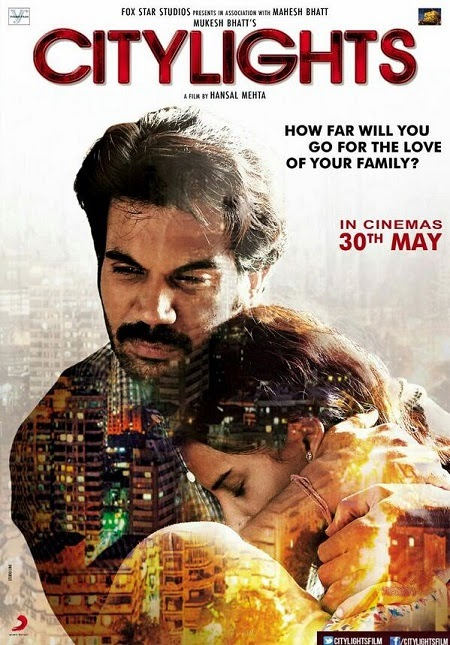 Watch CityLights (2014) Non Retail DVDRip Hindi Full Movie Watch Online Free Download