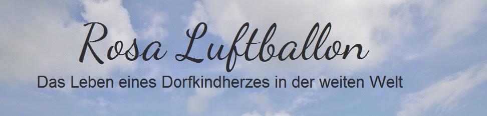 Rosa Luftballon
