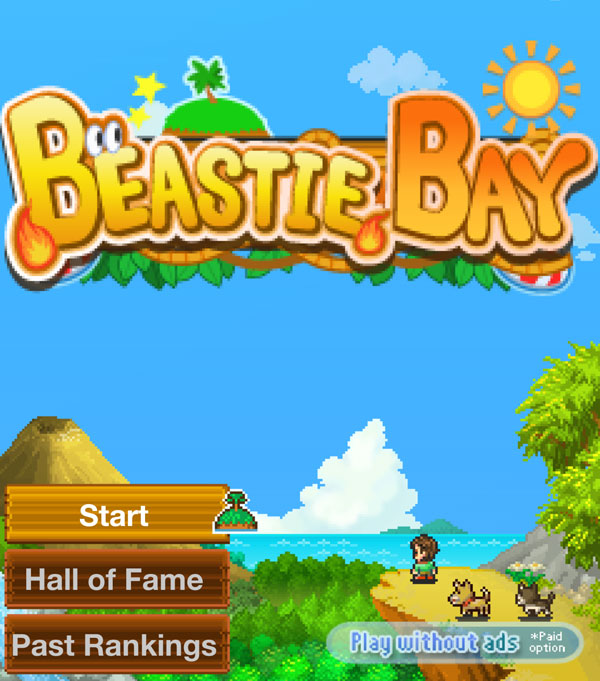 1 - Download the game save backup at. and Application Name: Beastie Bay