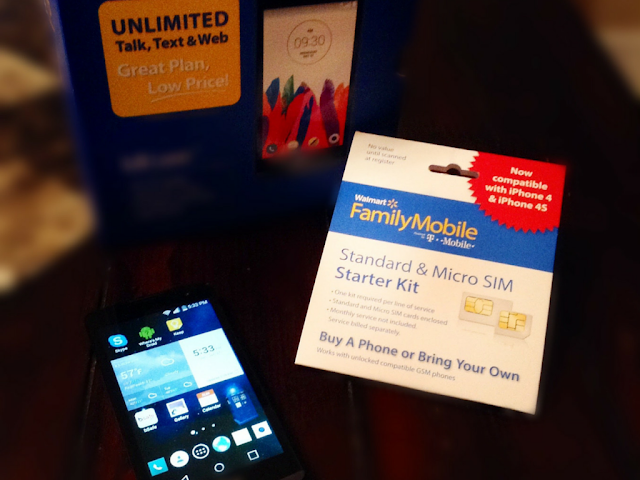Value and quality Walmart #FamilyMobile