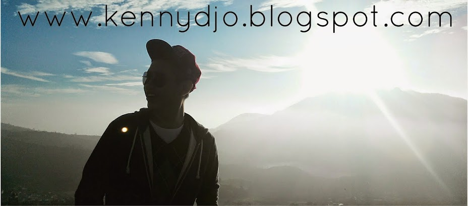 Kenny Djo's Blogging Life