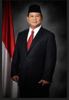 Profil Biografi Prabowo Subianto Calon Presiden 2014