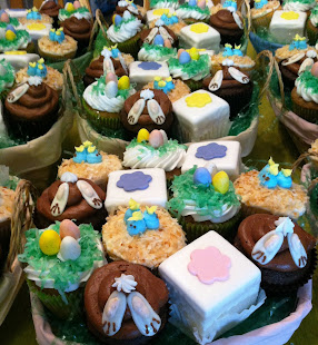 Easter Cupcakes 2011