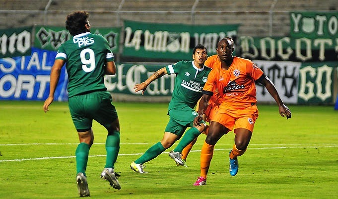 Deportivo Cali vs Cortulua en vivo